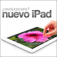 Todo sobre el nuevo iPad