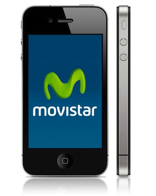 Tarifas Movistar iPhone 4S