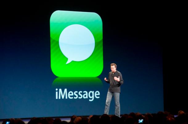 iMessage2011presentación